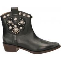 Zapatos Mujer Botines Coral  black