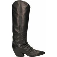 Zapatos Mujer Botas urbanas Halmanera BARON nero
