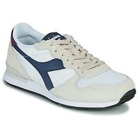 Zapatos Zapatillas bajas Diadora CAMARO Beige / Azul
