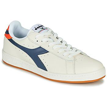 Zapatos Hombre Zapatillas bajas Diadora GAME L LOW Beige / Azul