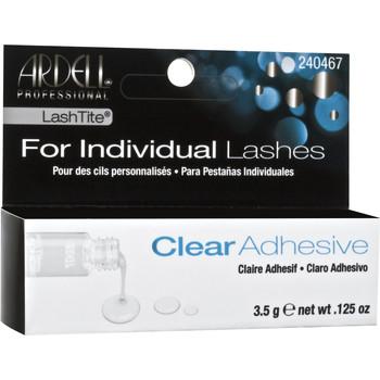 Belleza Mujer Tratamiento para uñas Ardell Pegamento Transparente Pestañas Individuales 3,5 Gr 3,5 g