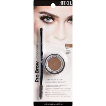 Belleza Mujer Perfiladores cejas Ardell Pomada Cejas C/ Brush castaño Medio 3,2 Gr 3,2 g