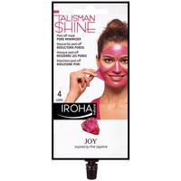 Belleza Mujer Mascarillas & exfoliantes Iroha Nature Peel Off Mask Pink Sapphire Pore Minimizer 1 u