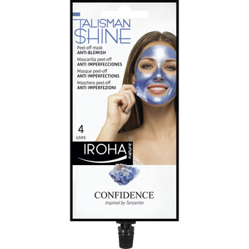 Belleza Mujer Mascarillas & exfoliantes Iroha Nature Peel Off Mask Blue Tanzanite Anti-blemish 1 u