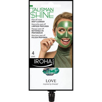 Belleza Mujer Mascarillas & exfoliantes Iroha Peel Off Mask Green Emerald Deep Cleanser 1 u