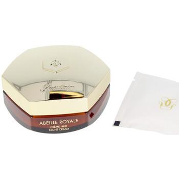 Belleza Mujer Antiedad & antiarrugas Guerlain Abeille Royale Crème Nuit  50 ml