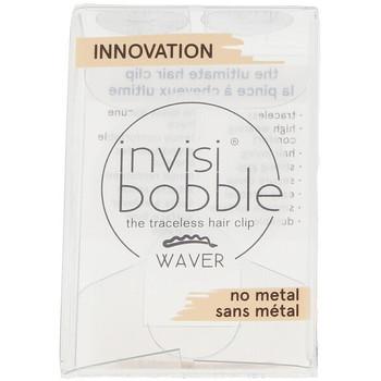 Belleza Mujer Tratamiento capilar Invisibobble Waver crystal Clear 1 u