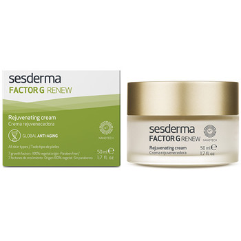 Belleza Mujer Antiedad & antiarrugas Sesderma Factor G Renew Crema Rejuvenecedora  50 ml