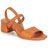 Zapatos Mujer Sandalias Camper KATIE SANDALES Camel