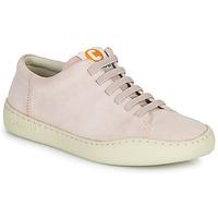 Zapatos Mujer Zapatillas bajas Camper PEU TOURING Rosa / Polvo
