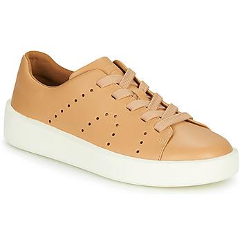 Zapatos Mujer Zapatillas bajas Camper COURB Camel