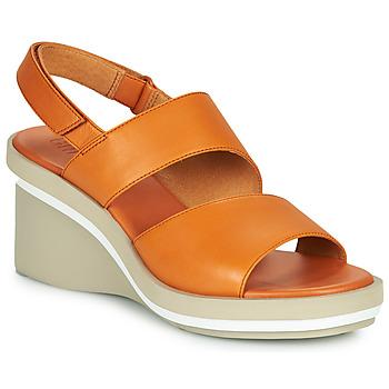 Zapatos Mujer Sandalias Camper KIR0 Camel