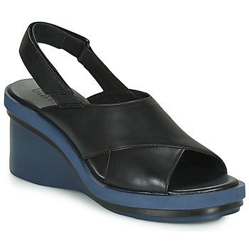 Zapatos Mujer Sandalias Camper KIR0 Negro