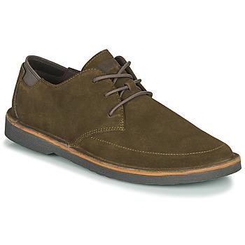 Zapatos Hombre Derbie Camper MRRY Kaki