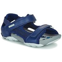 Zapatos Niños Sandalias Camper OUS Azul / Marino