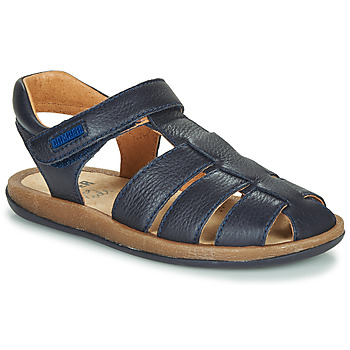 Zapatos Niños Sandalias Camper BICHO Azul / Marino