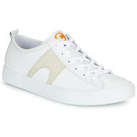 Zapatos Mujer Zapatillas bajas Camper IRMA COPA Blanco