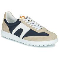 Zapatos Hombre Zapatillas bajas Camper PELOTAS XL Beige / Marino