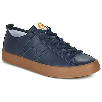 Zapatos Hombre Zapatillas bajas Camper IRMA COPA Marino