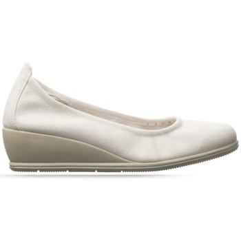 Zapatos Mujer Bailarinas-manoletinas Nature NAT0004133 Bailarinas Mujer Blanco Blanco