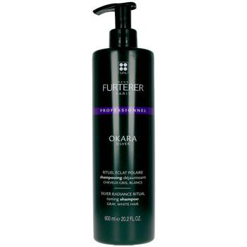 Belleza Champú Rene Furterer Okara Mild Silver Shampoo  600 ml