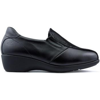 Zapatos Mujer Mocasín Dtorres TURIN NEGRO