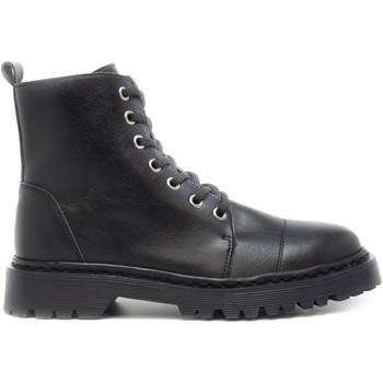 Zapatos Botas de caña baja Nae Vegan Shoes Harley Negro