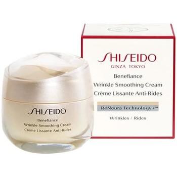 Belleza Mujer Antiedad & antiarrugas Shiseido Benefiance Wrinkle Smoothing Cream - 50ml - Crema Antiarrugas