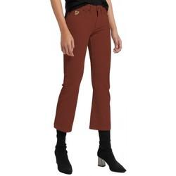 textil Mujer Pantalones con 5 bolsillos Lois Pantalon Velours Bordeaux  Pana-Coty 584 Rojo