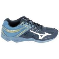 Zapatos Hombre Baloncesto Mizuno Thunder Blade 2 Bleu Azul