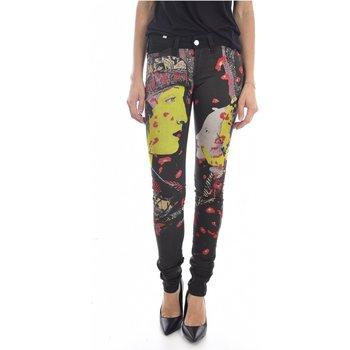 textil Mujer Vaqueros slim Notify Jeans MATD075 MYCELIS JUDITH - Mujer negro