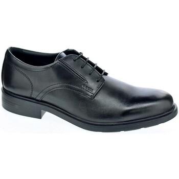 Zapatos Hombre Derbie & Richelieu Geox Dublin Negro