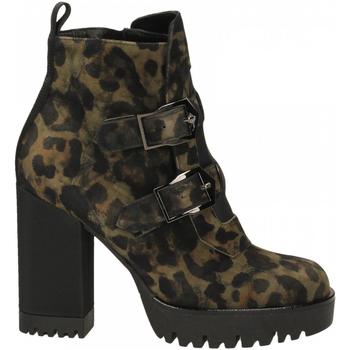 Zapatos Mujer Derbie Jeannot SCARPE D nero
