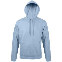 textil sudaderas Sols SNAKE UNISEX SPORT Azul