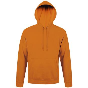 textil sudaderas Sols SNAKE UNISEX SPORT Naranja