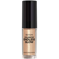 Belleza Mujer Iluminador  Revlon Colorstay Endless Glow Liquid Highlighter 001-citrine 8,2 ml
