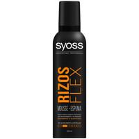 Belleza Mujer Acondicionador Syoss Rizos Flex Mousse Rizos Definidos  250 ml