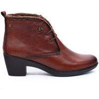 Zapatos Mujer Low boots Giorda 39509 Beige