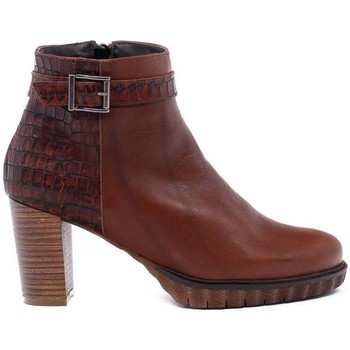 Zapatos Mujer Low boots Moda Bella 61/2305 Beige