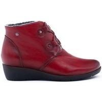 Zapatos Mujer Low boots Kaola 6375 Rojo