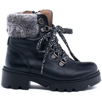 Zapatos Niña Botas de caña baja Yowas 21557 Negro