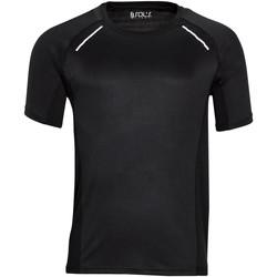 textil Hombre camisetas manga corta Sols SYDNEY MEN SPORT Negro