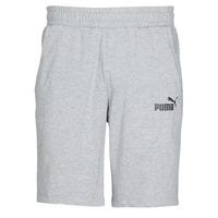 textil Hombre Shorts / Bermudas Puma JERSEY SHORT Gris