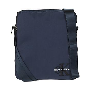 Bolsos Hombre Bolso pequeño / Cartera Calvin Klein Jeans CKJ MONOGRAM NYLON MICRO FP Marino