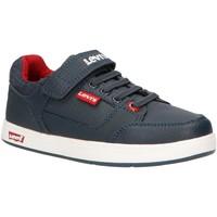Zapatos Niños Zapatillas bajas Levi's VGRA0061S NEW GRACE Azul