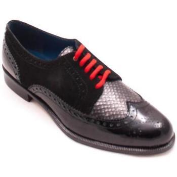 Zapatos Mujer Derbie & Richelieu El Cuco 6129 Negro