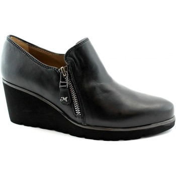 Zapatos Mujer Low boots Melluso MEL-I19-R45021-NE Nero