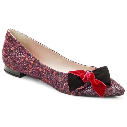 Zapatos casuales salvajes Magrit Rosy Knot Multicolor / Rosa - Envío gratis Nueva promoción - Zapatos Bailarinas Mujer