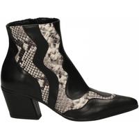 Zapatos Mujer Zapatos de tacón Mivida VITELLO nero