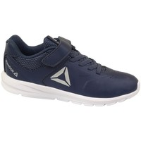 Zapatos Niños Zapatillas bajas Reebok Sport Rush Runner Azul marino
